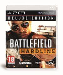 EA Games Battlefield Hardline Deluxe Edition / PS3