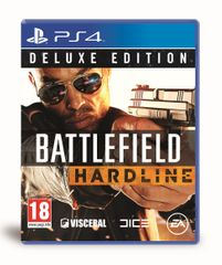 EA Games Battlefield Hardline Deluxe Edition / PS4
