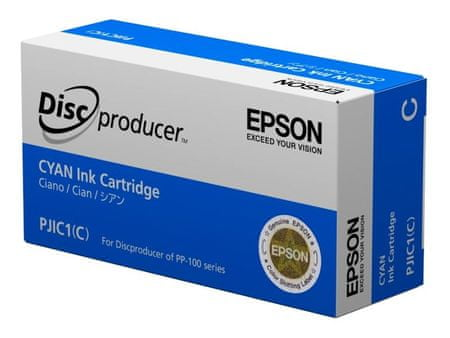 Epson kartuša PJIC1 (C13S020447), Cyan