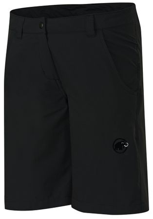 Mammut Hiking Shorts Women black 36