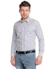 Pepe Jeans pánská košile Hugh s dlouhým rukávem