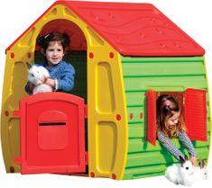 Buddy Toys Magical Játszóház, Piros