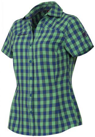 Mammut Aada Shirt Women artichoke/indigo S