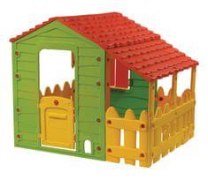 Buddy Toys Domček FARM s verandou