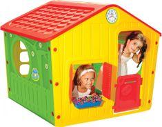 Buddy Toys Domček VILLAGE červený