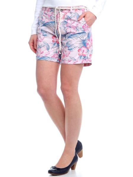 Pepe Jeans dámské kraťasy Azalea XS vícebarevná