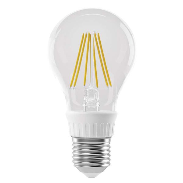 Emos LED žárovka Filament Classic, teplá bílá
