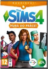 EA Games The Sims 4: Hurá do práce / PC