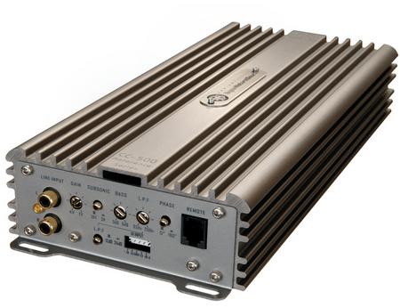 DLS ojačevalnik CC-500