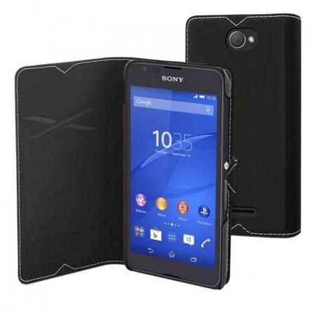 Sony torbica SLIM XPERIA E4, črna