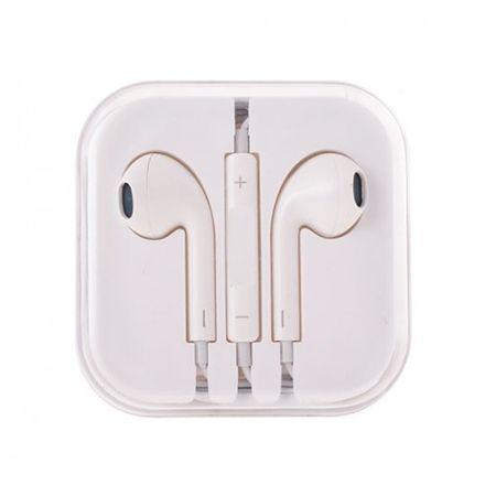 Slušalke, univerzalne, 3,5 jack bela