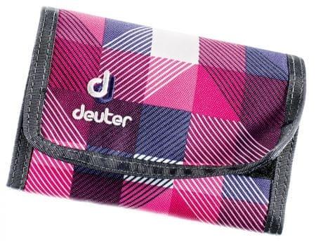 Deuter denarnica Wallet, roza