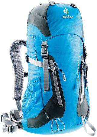 DEUTER plecak wspinaczkowy Climber turquoise/granite