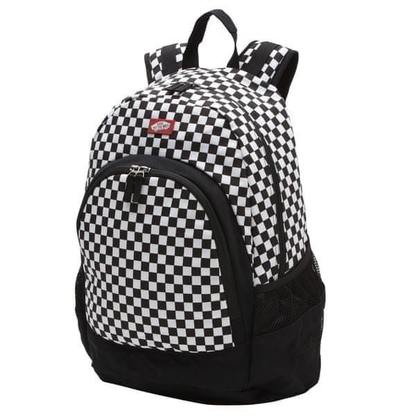 Vans M Van Doren Backpack Black/White