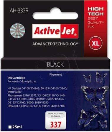 ActiveJet črno črnilo HP C9364EE 337