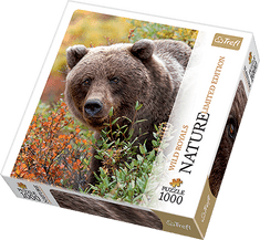 Trefl 1000 NATURE - Grizzly