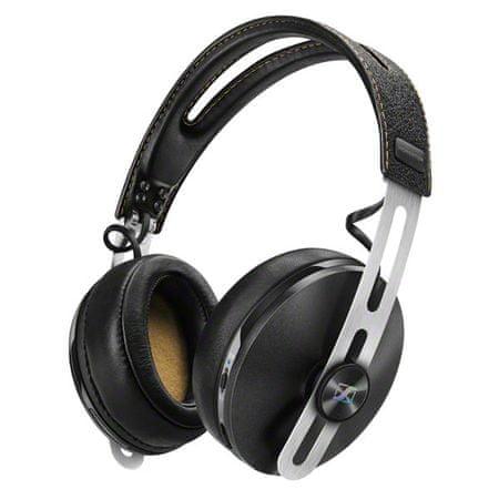 SENNHEISER Momentum Wireless M2 AEBT Vezeték nélküli fejhallgató, Fekete