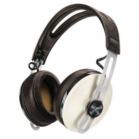 SENNHEISER słuchawki Momentum Wireless M2 AEBT, kość słoniowa