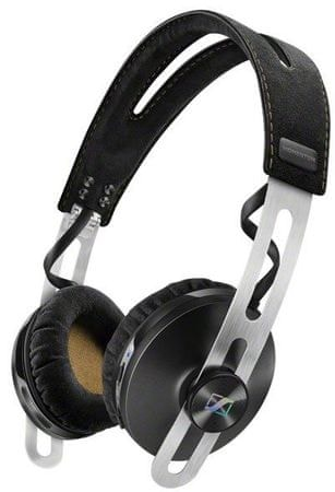 Sennheiser slušalke Momentum Wireless On-ear, črne