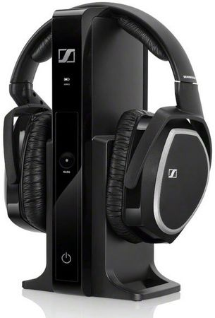 Sennheiser slušalke RS 165, wireless