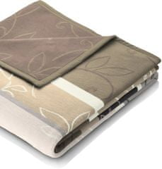 Biederlack Orion Cotton Vintage Leaves 150 x 200 cm