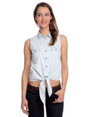 Pepe Jeans dámská bavlněná košile Ditsy
