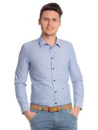 Pepe Jeans Leopardi M niebieski