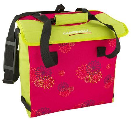 Campingaz mehka hladilna torba Pink Daisy, 29 l