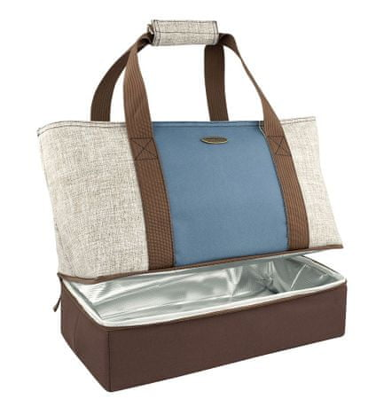 Campingaz mehka hladilna torba Dual Compartment Natural, 18 l