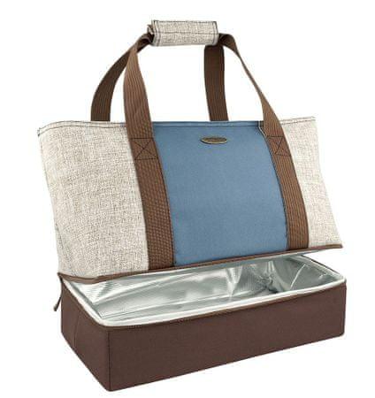 Campingaz mehka hladilna torba Dual Compartment Natural, 18 l