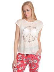 Pepe Jeans dámské lněné tričko Marina