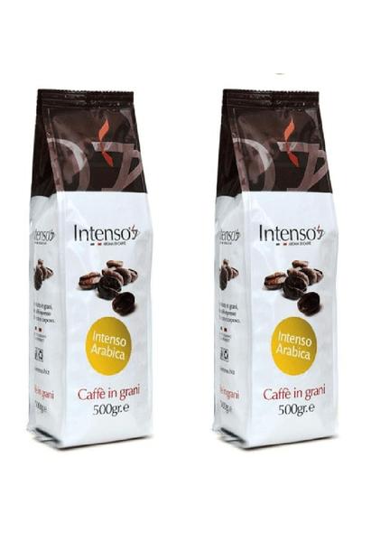 Intenso Arabica zrnková káva 2x500g
