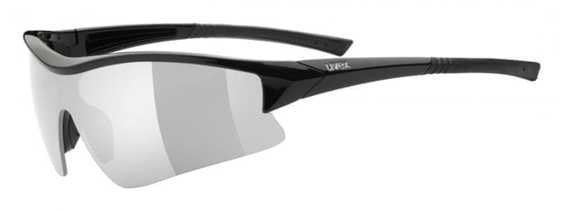 Uvex Sportstyle 103 Black/Silver (2216)