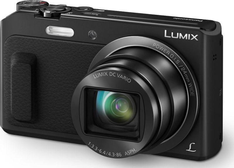 Panasonic Lumix DMC-TZ57EP-K (Black)