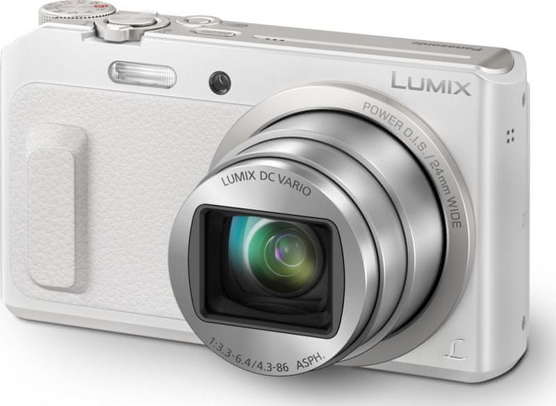 Panasonic Lumix DMC-TZ57EP-W (White)