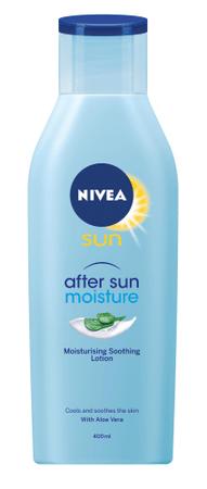 Nivea Sun Hydratačné mlieko po opaľovaní 400 ml