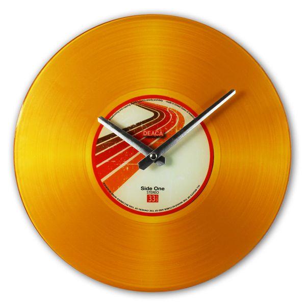 Time Life Nástěnné hodiny TL-149Z zlatá