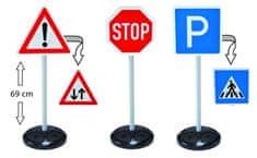 BIG komplet prometnih znakov