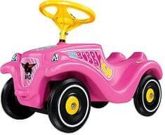 BIG Auto odstrkovadlo Bobby Car růžové