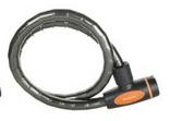 Master Lock Master Lock spiralna ključavnica 8228 1 m/18 mm, siv