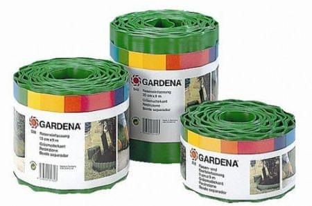 Gardena travna obroba višine 15 cm, 9 m (538)