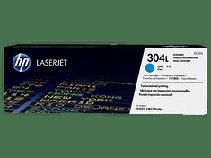 HP LaserJet CC531L č.304L azurový