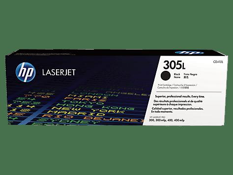 HP LaserJet CE410L č.305L černý