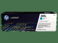HP LaserJet CE411L č.305L azurový