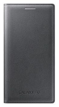 Samsung Flipové pouzdro, Galaxy A3, černé - II. jakost