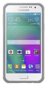 Samsung kryt Galaxy Alpha, šedý