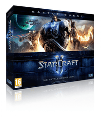 Blizzard Ent. Starcraft II: Battlechest (PC)