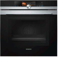 Siemens pečica z mikrovalovi in paro HN678G4S1