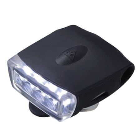 Topeak lučka WhiteLite DX USB črna