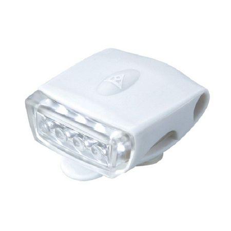 Topeak lučka WhiteLite DX USB bela